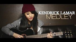 Kendrick Lamar Medley by Jessica Domingo