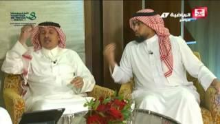 علي الزهراني - الهلال رد جزءا من الدين للأهلي  ورد حسن الناقور ودباس الدوسري #ليلة_الذهب