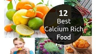 Best 12 Home Remedies For Calcium Deficiency