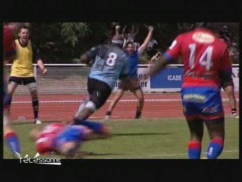 Trophée Jean-Prat 2011: Massy domine Limoges Rugby