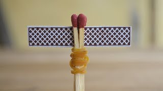 5 SIMPLE MATCHES LIFE HACKS