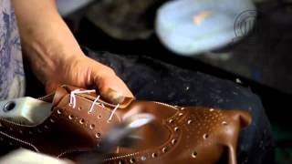 Diamond Walker bespoke shoes a quick look at our shoemaking process!