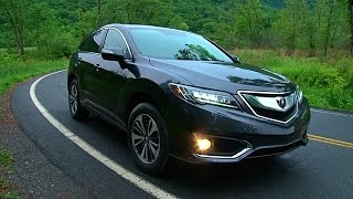 2016 Acura RDX - TestDriveNow.com Review by Auto Critic Steve Hammes