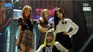 BLACKPINK - '붐바야(BOOMBAYAH)' 0814 SBS Inkigayo