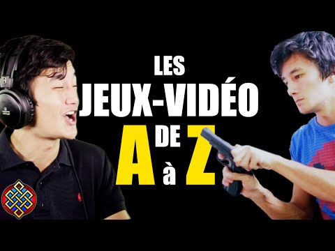 LES JEUX-VIDÉO DE A à Z - Les clichés de Jigmé