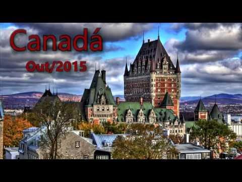 Canadá: Niagara Falls, Toronto, Ottawa, Quebec e Montreal