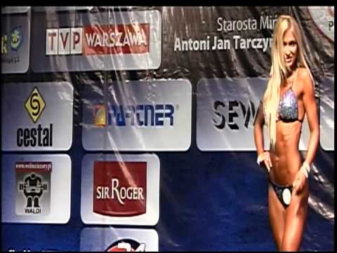 XXXVII Mistrzostwa Polski w Kulturystyce i Fitness Bikini Fitness do 168 cm
