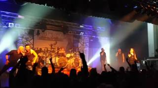 Van Canto - Wishmaster (Live - Zlín 2016)