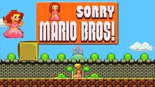 Sorry Mario Bros. (Прости Марио)