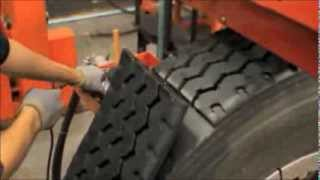 HB plus BANDAMATIC - Tire Retreading - Part 8