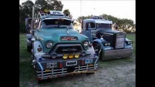 Los viejos de Fanáticos de los camiones