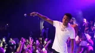NBA YoungBoy Performs No Smoke Live @ SouthSide BallRoom in Dallas TX
