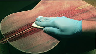 Classical Guitar Construction - The Making of 2015/2 - David J. Pace Guitars
