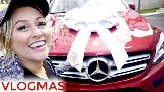 Christmas Came Early   Mallory Ervin VLOGMAS
