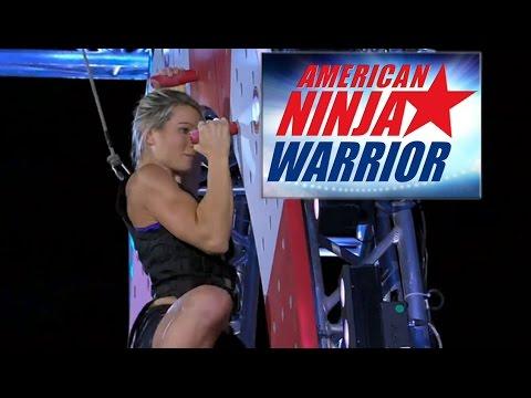 American Ninja Warrior All Star Skills Competition Giant Pegboard Season 8