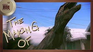 The Making of Sleeping T-rex AWAKENS