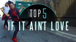 Best Jason Derulo - If It Ain't Love Dance Videos