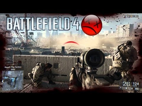 Battlefield 4 Singleplayer Review german