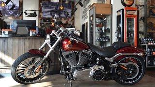 FXSB Breakout Softail Harley-Davidson 2017