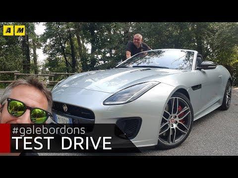 Jaguar F Type Lo stato dell arte delle cabrio