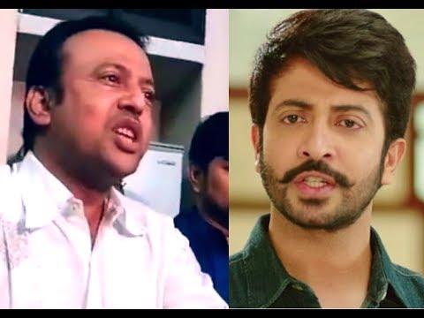 শাকিব খানকে নিয়ে এ কি বললেন রিয়াজ! | Actor Riaz talks about Shakib Khan & Nobab Movie 2017!