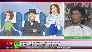 Gender Discrimination: 83yo woman wins court case against Israeli Airlines