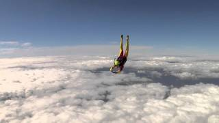 Euphoria Freestyle at the Skydiving National Championships 2013