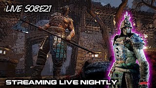 For Honor Gaming Live S08E21 01/10/2018
