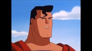 Best of Superman in the Animated Series Part  2