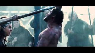 General of the Ninth Legion vs barbarian girl 'Shewolf' [HD]