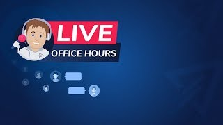 Office Hours - January 19th, 2018