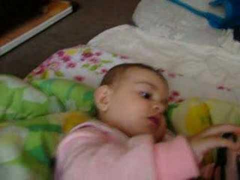 Zikir eden bebek 3