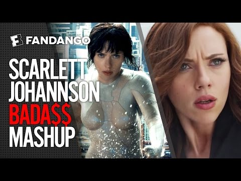 Scarlett Johansson Is Extremely Dangerous Mashup 2017
