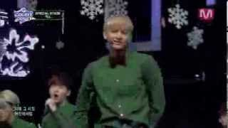 Exo_Christmas Day (Christmas Day by Exo of Mcountdown 2013.12.19)