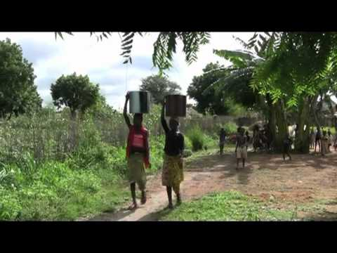 A Day in the Life of a Village Girl