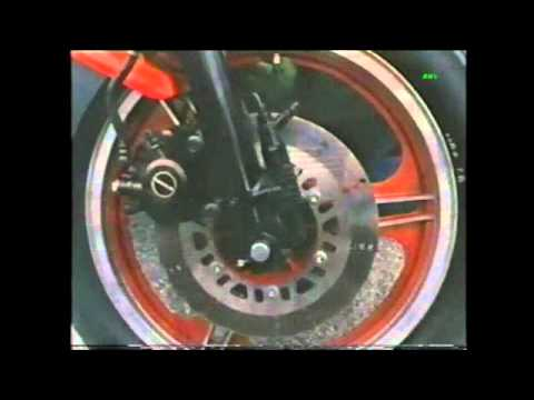 Kawasaki GPz750 Turbo Promo Film