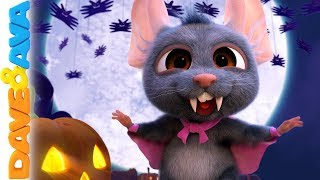 🎃 Halloween Songs for Kids | Nursery Rhymes and Halloween Songs by Dave and Ava 🎃