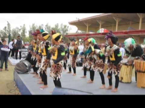 Ethiopian dance enthralls Saudi audience.