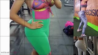 Sexy BIg Butt Model Alejandra Gil