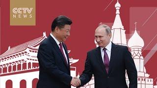 Discussion: Putin visits China