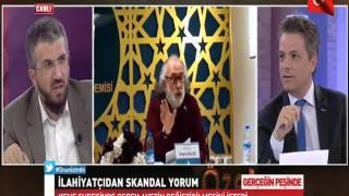 Dr. İhsan Şenocak'tan Kur'an-ı Kerim Değiştirilsin Diyen Akademisyen'e Cevap