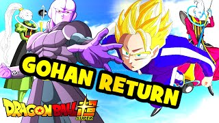 Future of Dragon Ball Super Next Story & Return of Gohan