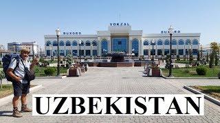 Uzbekistan/ Bukhara Trainstation (to Samarkand) Part 16