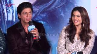 Shahrukh Khan And Kajol Talking About Their Iconic Chemistry In KKHH, DDLJ & DILWALE
