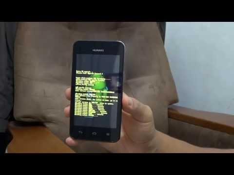 Revivir y/o Actualizar Huawei Y330 U15 U05 ( Software / Rom / Unbrick / Flashear )