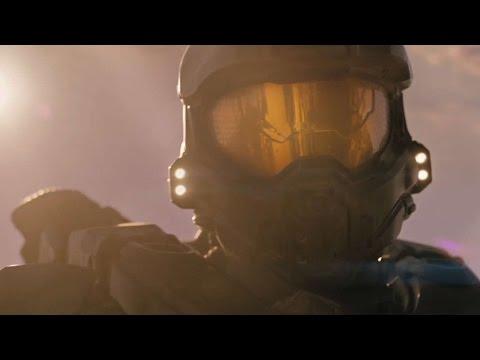 Halo 5 Guardianes Trailer Subtitulado Jefe Maestro vs Spartan Locke Fecha de salida