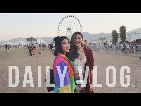 VLOG #36 ▸ GET READY FOR COACHELLA WITH CINDERCELLA (Bahasa Indonesia)