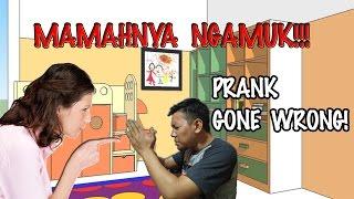 NGERJAIN ANAKNYA BIKIN MAMAHNYA NGAMUK PARAH | PRANK CALL GONE WRONG!
