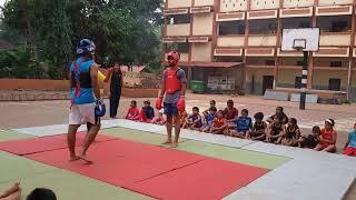 Association of Goa Wushu