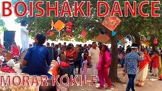 Latest Live Boishakhi Stage Show Song | Morar Kokile